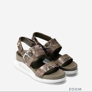 Cole Haan Zero Grand wedge sandals